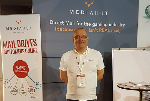 Media Hut exhibiting at Sigma 17 in Malta